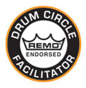 Remo Endorsed Drum Circle Facilitator logo